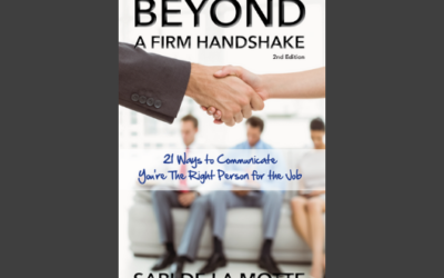 Beyond a Firm Handshake book