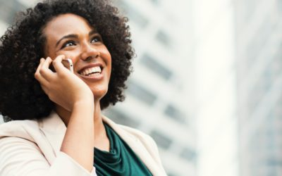Be Calm & Confident on the Phone